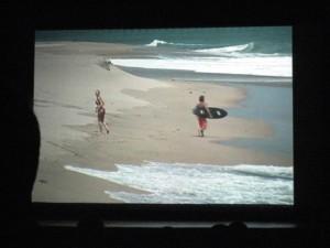 AVISO on the big screen!