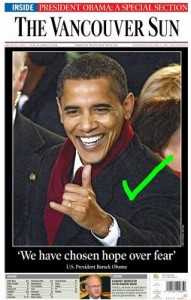 Shaka from Barack..