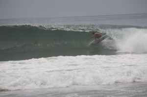 This was one of a few really good waves that I got on my last session of the day. This is one of the only pics that was snapped off before the SD card ran out...