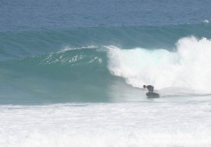 Naki pushing his 5`0 to new limits...