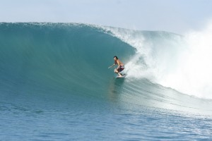 Nias Barrel philosopher Phil G analyzing his subject inside and out!