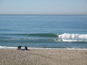 Small but clean this morning, looks like we should have waves for the weekend as well!
