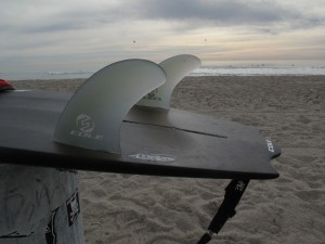Aviso BD3. This twin fin setup works insane...