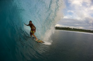 Nice to know some things dont change... Phil back in Indo for the 3rd year in a row with his 6`1 Aviso!